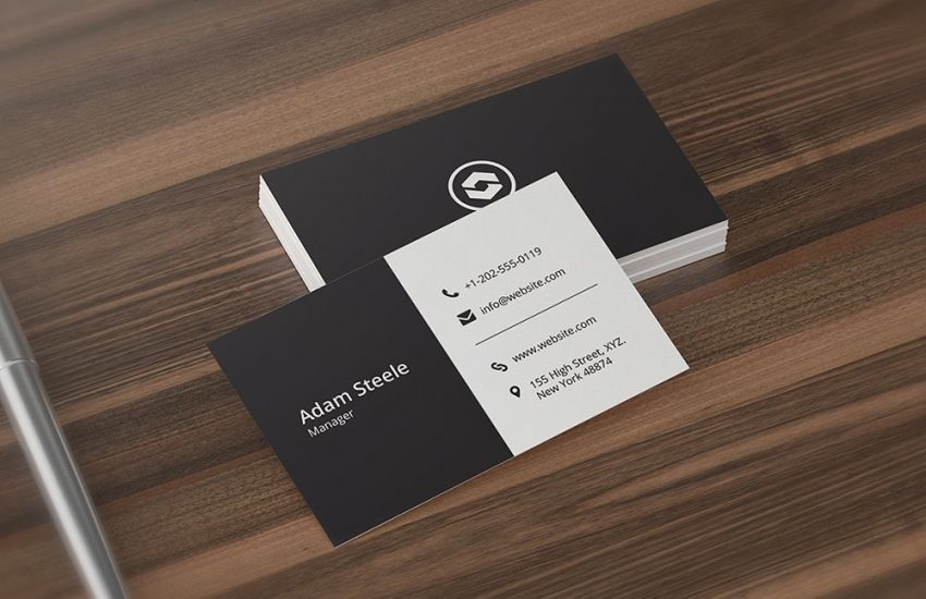 37Choose thick business card and make a smart first impression